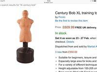 Xl century bob