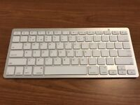Slim Wireless Bluetooth Keyboard For iMac iPad Android Phone Tablet PC