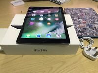 IPAD AIR 16GB Wifi - Minit condition used a few times - boxed with base