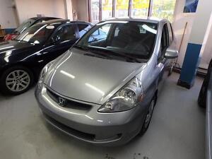 2007 Honda Fit LX w/Cruise Control