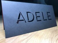 Adele 2 seated tickets - Final Night