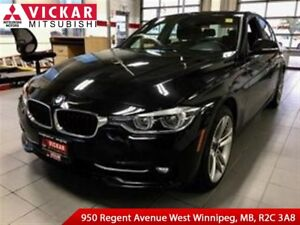 2016 BMW 3 Series 328i xDrive/ Push-to-start/Moon Roof