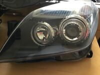 Astra my 5 angel eyes head lights