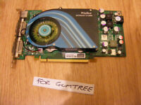 Leadtek (nVidia) 7950GT 512MB GDDR3 graphics card for sale