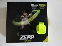 Zepp Tennis and Golf Swing Analyzer