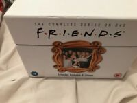 Friend series 1-10 dvd box set