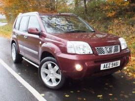 Dec 2004 Nissan X-Trail 2.2 DCI Sport jeep 4x4 trade in considered, credit cards & Euros accepted