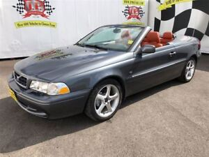 2004 Volvo C70 Automatic, Leather, Convertible, 89, 000km