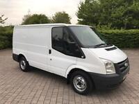 2007 Ford Transit 2.2 TDCi Duratorq 260 SWB Van, LX ELECTRIC WINDOWS, NO VAT
