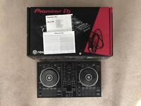 Pioneer DDJ-RB DJ controller/decks