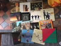 110 lps vinyl records