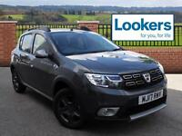 Dacia Sandero STEPWAY SE SUMMIT TCE (grey) 2017-04-06