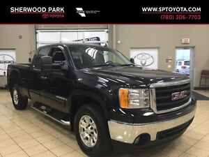 """2007 GMC Sierra 1500 4WD Ext Cab 157.5"""" SLE- MANAGER CLEARANCE S"""