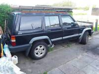 Jeep Cherokee 2,5 spears or reper