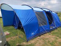 Vango Anteus 600 6 man tent bundle