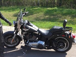 For sale 2012  Harley  fat boy  low