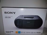 Sony cfd s70 brand new seal