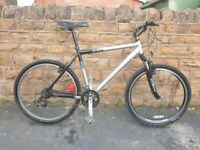 RALEIGH AT20 SERIES FRONT SUSPENSION MTB - 20 INCH ALLOY FRAME