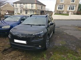 Citroen C4 Cactus flair bluehdi 1.6 diesel - free tax 64 mpg!
