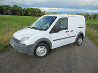 Ford Transit Connect T220 2008 TOWBAR LINED S/HISTORY LONG MOT £3250 INCLUDES VAT.