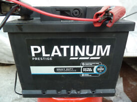 Car Battery 12v 063 Used condition