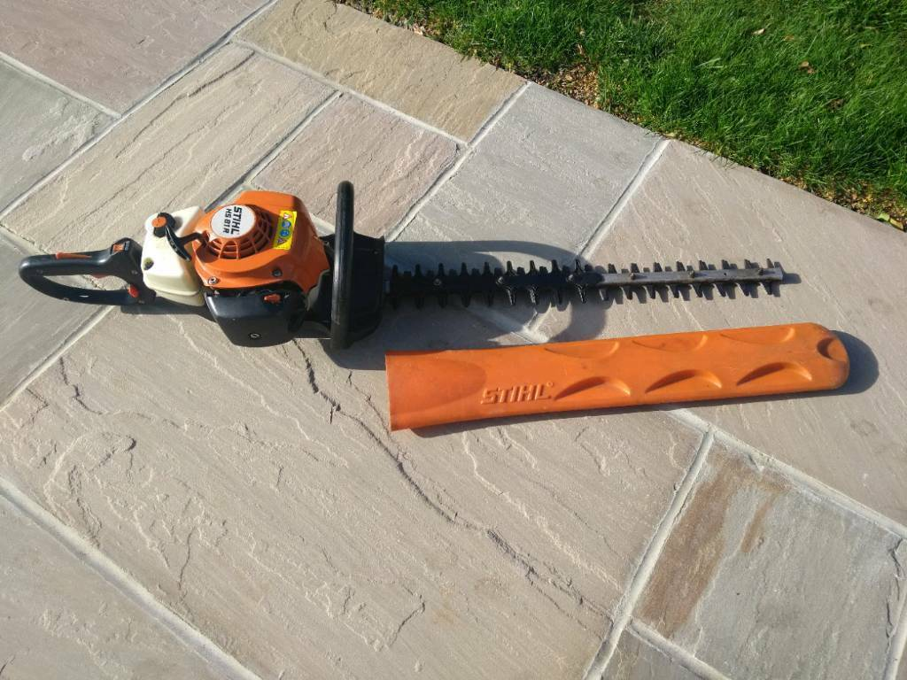 Stihl HS81R professional hedge trimmer
