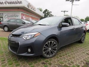 2014 Toyota Corolla SPORT UPGRADE MAGS, ROOF, HEATED SEATS