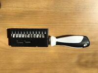 screwdriver set -12 Pieces