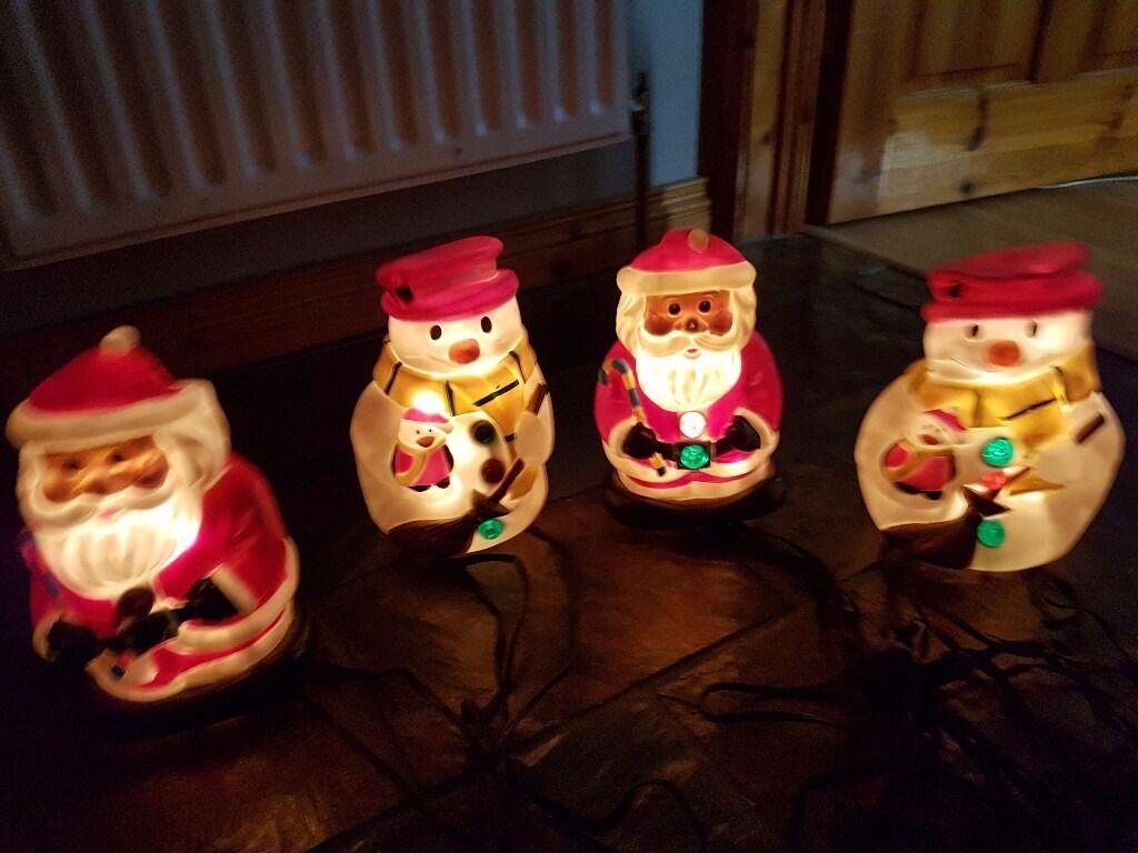 Indoor Outdoor Singing Santas Amp Snowmen In Belfast