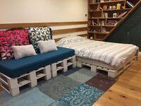 Bed Base - Standard KINGSIZE / Pallet Sofa