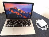 "MacBook Pro 13"" Retina - 2.7Ghz Intel Core i7 - 16GB RAM"