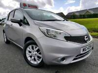 April 2014 Nissan Note 1.5 Dci Acenta! FREE ROAD TAX! One Owner! Lovely Example! Finance Available!