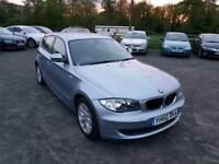 BMW 1 SERIES 2.0L 5DR 2010 1 YEAR MOT EXCELLENT CONDITION