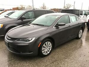 2016 Chrysler 200 LX! MONTH END BLOWOUTS!!!