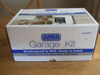 GARAGE OR SHED CONSUMER UNIT