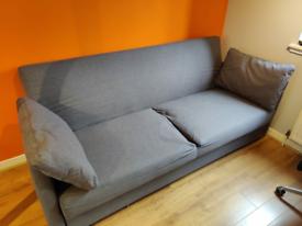 Made Grey sofa bed