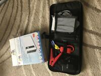Mini max phone charger & car jump starter