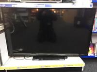 "Hitachi 50"" smart Tv"