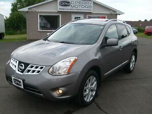 2011 Nissan Rogue SL Leather Sunroof NAV