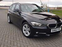 BMW 3 Series 2.0 320d Sport Touring 5dr start/stop Estate 9997 mile full service history 1 year MOT