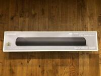 Brand new in box Samsung S60T Sound Bar with built in Alexa