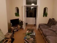 Spacious room in big flat, Brighton/Preston Park - £550 pcm, plus bills.