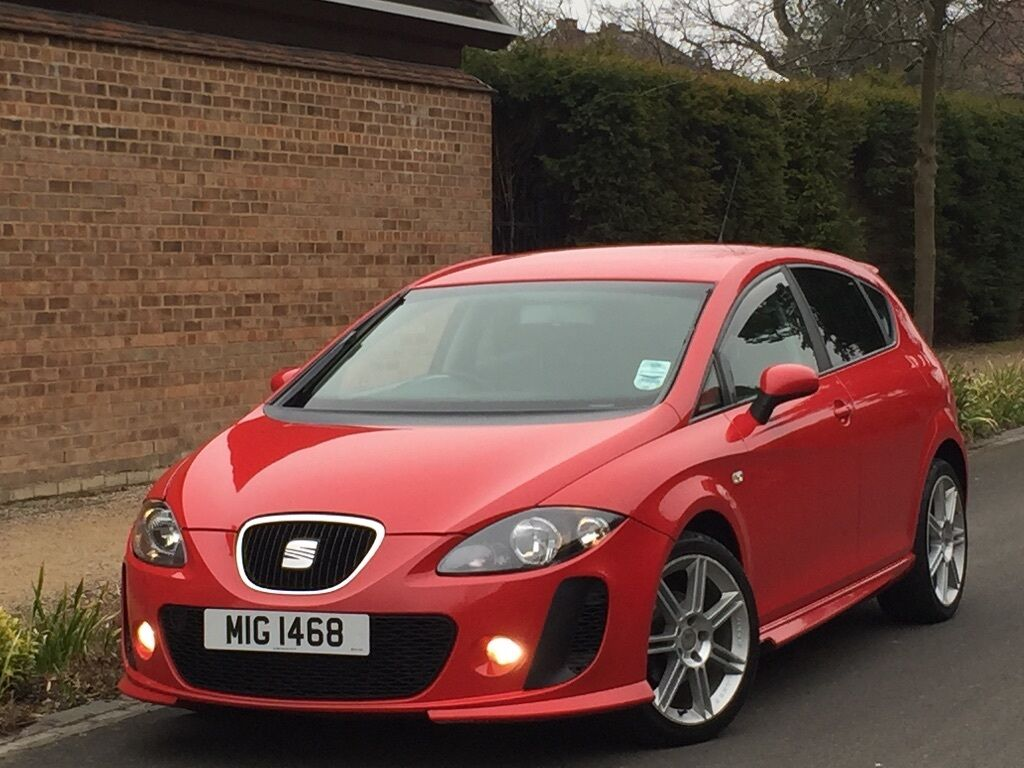 2007 seat leon 1 9 tdi btcc k1 fr 11months m o t foglights in yardley west midlands gumtree. Black Bedroom Furniture Sets. Home Design Ideas