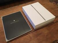Apple iPad Air 2 in Black- 64GB WiFi + Apple black leather Smart Case