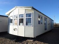 2003 Willerby Ideal Eclipse caravan for sale at Chesterfield Country Park in Berwickshire/ E.Lothian
