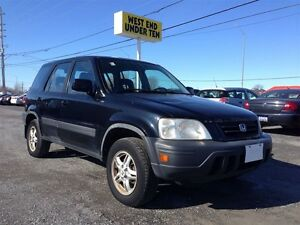 2000 Honda CR-V SUV EX 4 SPD at