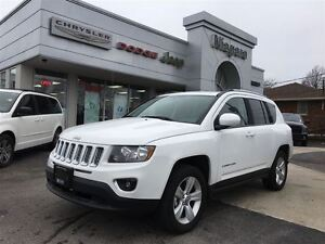 2016 Jeep Compass HIGH ALTITUDE,LEATHER,ALLOYS