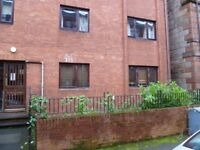Good Sized 2 Bedroom Ground Floor Yoker Apartment.