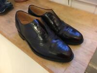 Men's Grenson Leather Brogues - Hardly worn - Size 7/FG