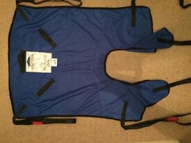 Oxford QuickFit Deluxe hoist sling - Small size .